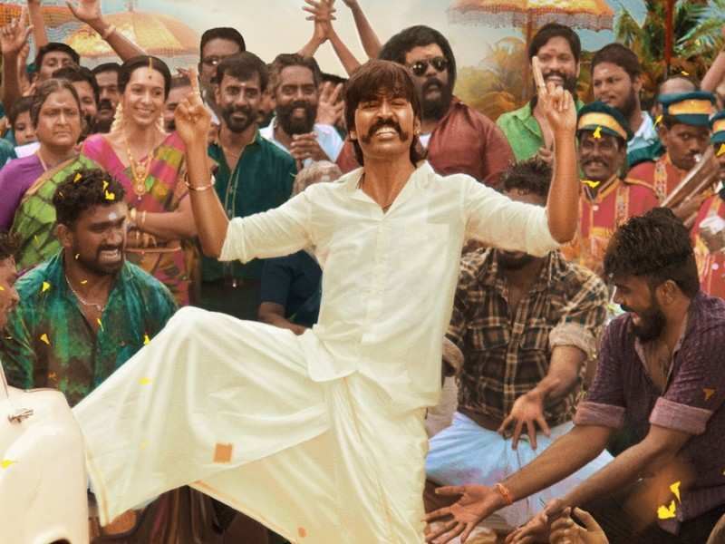 Dhanush's 'Jagame Thanthiram' to release in theatres and on OTT the same  day? | Tamil Movie News - Times of India