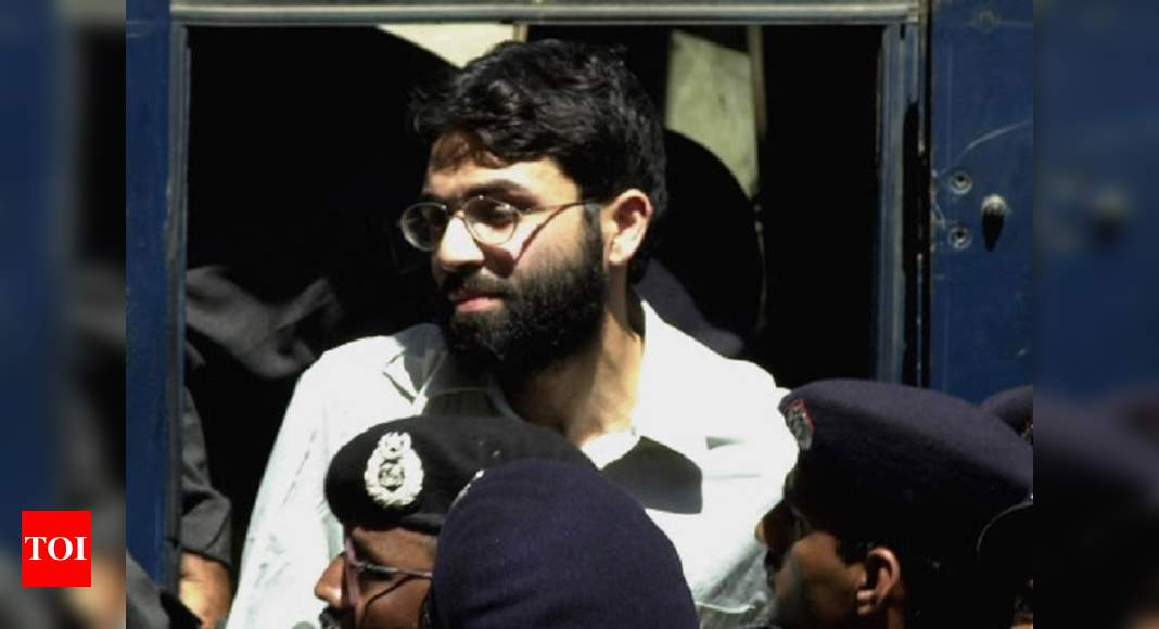 Pakistan's top court orders alleged Daniel Pearl killer moved from prison - Times of India