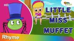 Watch Children Bengali Nursery Rhyme 'Little Miss Muffet' for Kids - Check out Fun Kids Nursery Rhymes And Baby Songs In Bengali