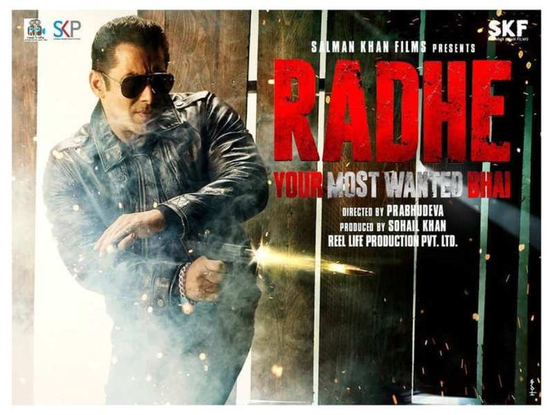 'Radhe: Your Most Wanted Bhai'