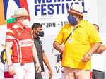 'The Mumbai Festival' hosted one of the biggest Vintage Drive