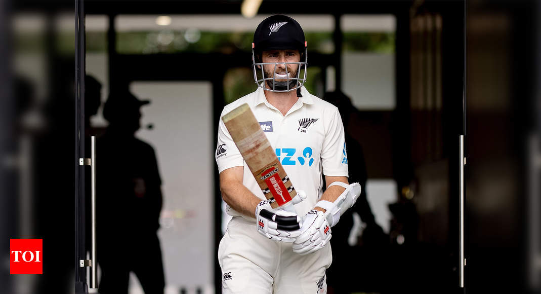 It's exciting to play WTC final as it adds context to Test cricket: Kane Williamson | Cricket News – Times of India