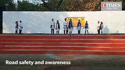 Street plays to mark National Road Safety Month