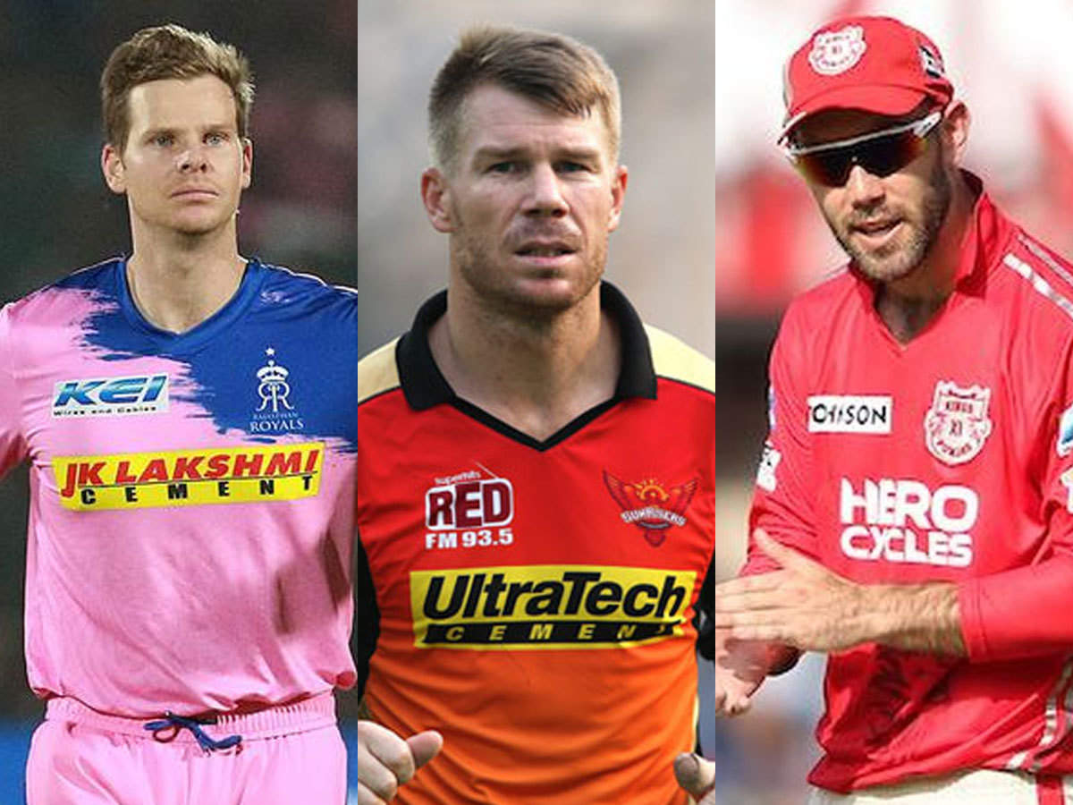 IPL 2021: Cricket Australia to grant NOC to IPL-bound players on  case-by-case basis | Cricket News - Times of India