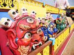 Around 200 artistes showcase tableau in Rashtriya Rangshala Camp