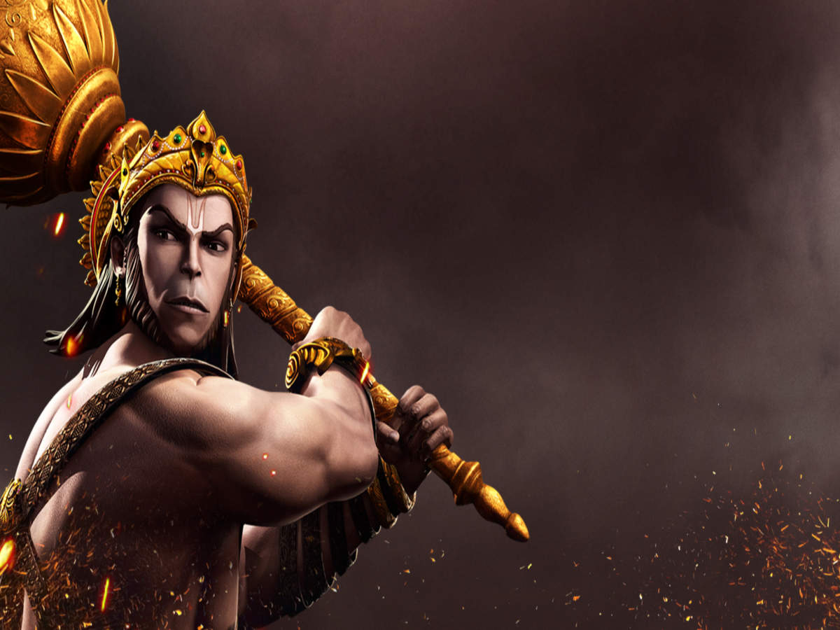 The Legend of Hanuman, the unseen ...