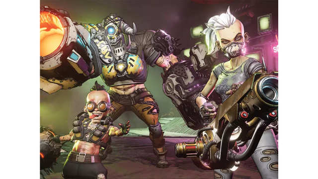 Borderlands maker Gearbox and two other companies to be acquired by Embracer in .5 billion deal