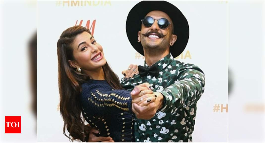 Exclusive: Why Jacqueline Fernandez and Ranveer Singh were well-behaved on the sets of Cirkus? - Times of India