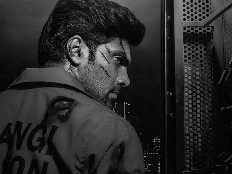 Enemy: The makers unveil the intense first look of Arya from the film