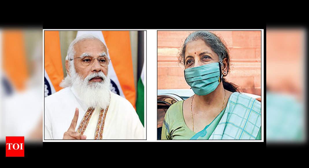 Assam prepares for Modi, Sitharaman visits this week   Guwahati Information – Times of India