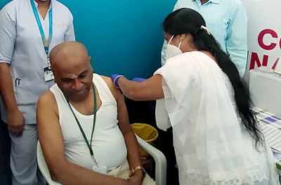 Vaccine injections for those over 50 to start soon: Government | India News