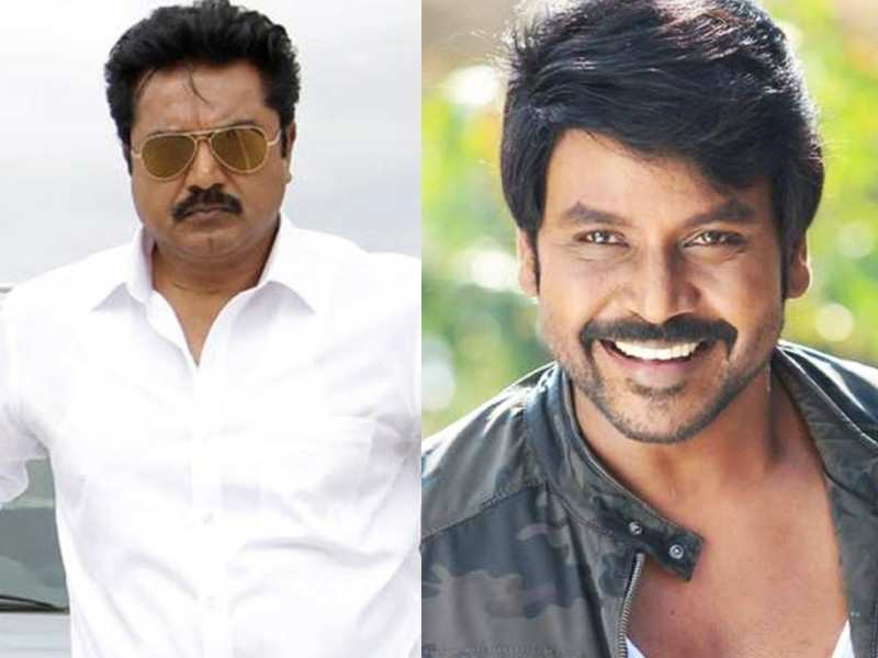 'Kanchana' duo Raghava Lawrence and Sarathkumar to collaborate after ten years for 'Rudhran'
