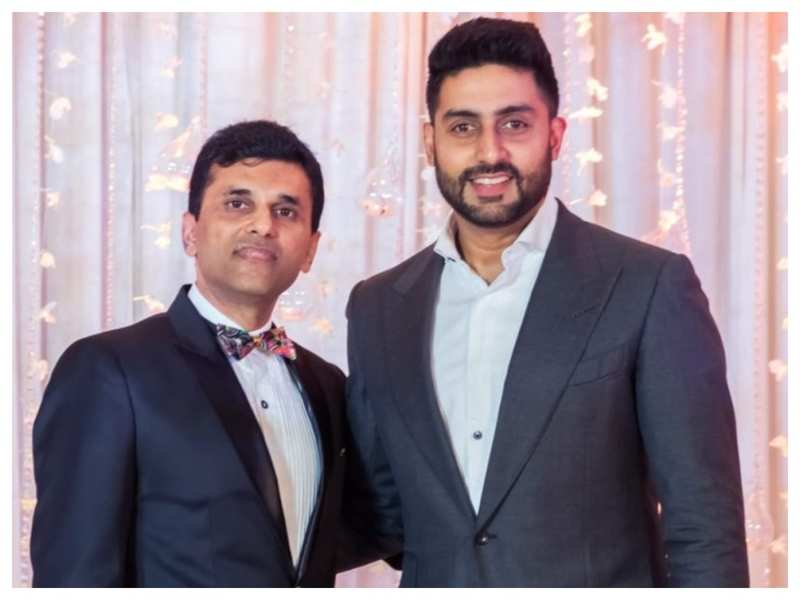 """Exclusive interview! """"Abhishek Bachchan intentionally underplays his star power and charisma,"""" says producer Anand Pandit"""