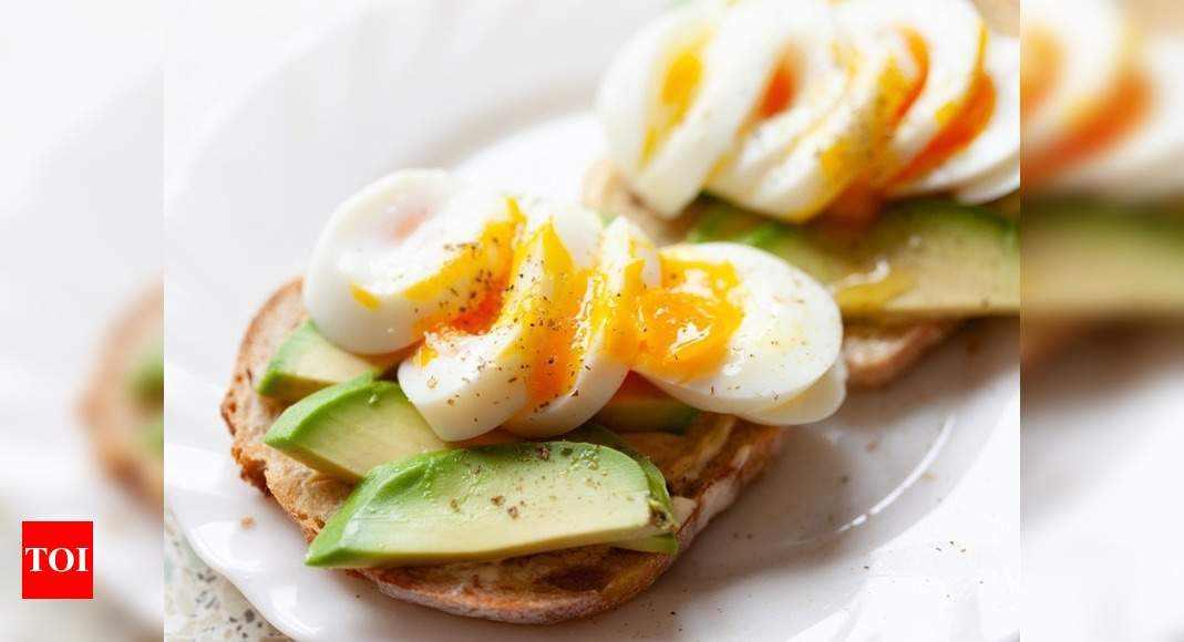 Egg diet for weight loss: Health benefits, side-effects, all you need to know about it - Times of India