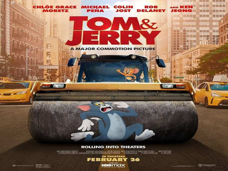 Warner Bros' 'Tom and Jerry' to hit theatres in February