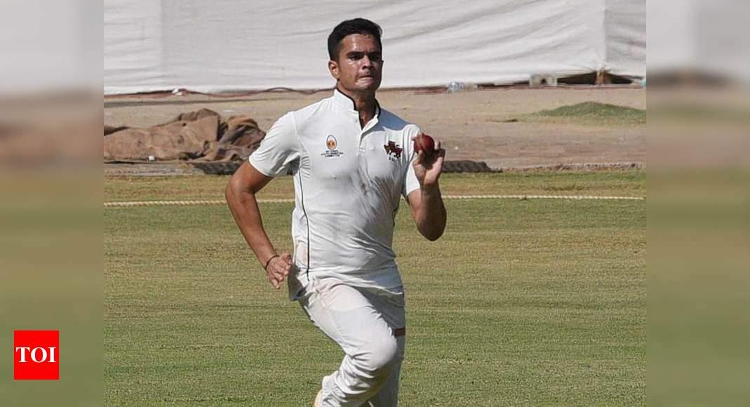 Arjun Tendulkar registers for IPL auction | Cricket News – Times of India