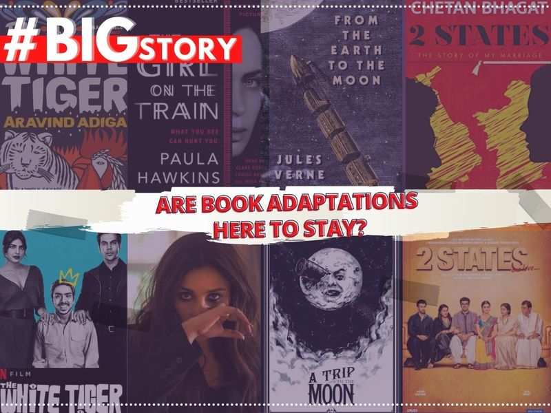 #BigStory: Are book adaptations here to stay? Film historians, industry insiders and authors compare notes