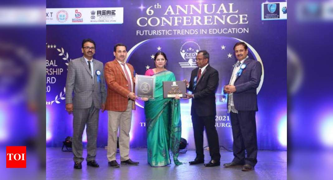 The Kalyani Faculty will get the 'Faculty of Excellence' ranking – Times of India