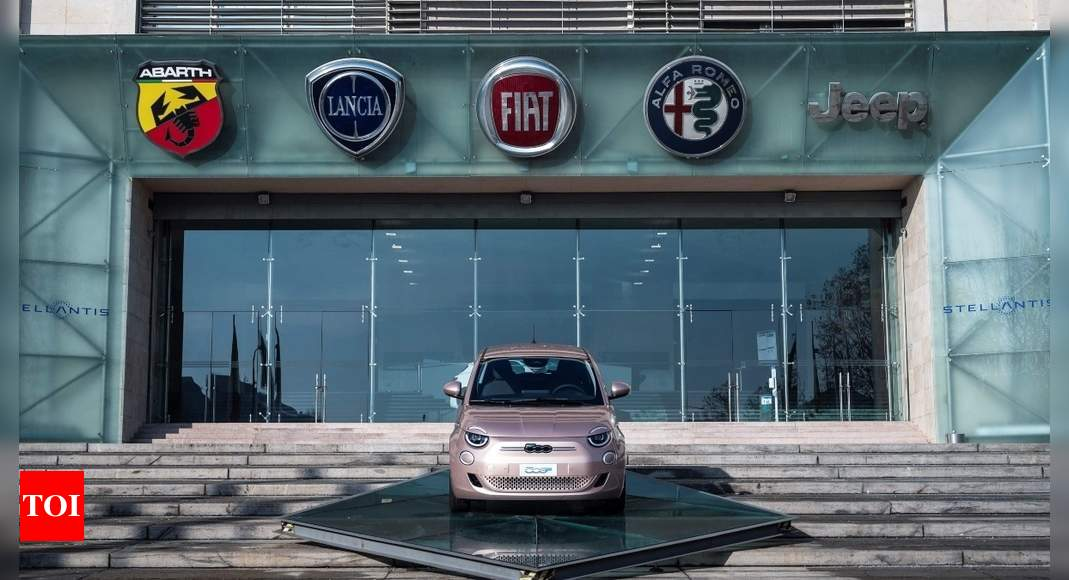 Renault and Stellantis cut some production as chip shortages bite – Times of India