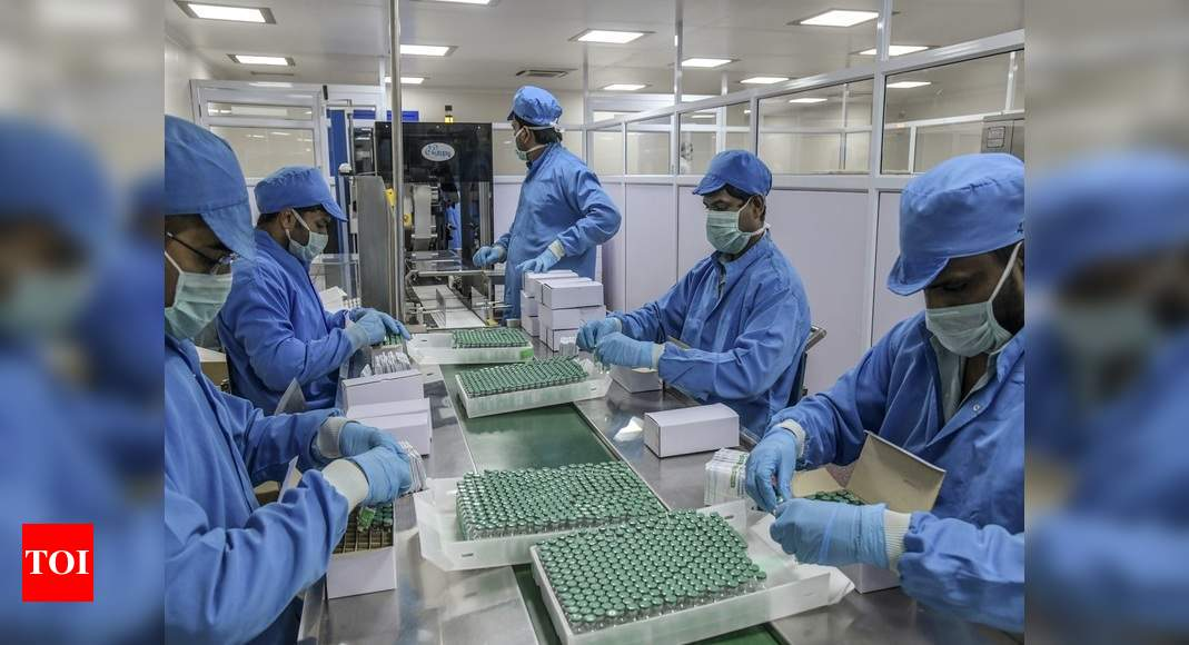 25 countries in queue for 'Made in India' Covid-19 vaccine, says Jaishankar - Times of India
