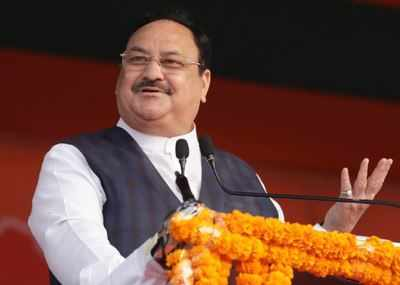 Didi's 'ego' deprived Bengal farmers of central plans: Nadda | India News