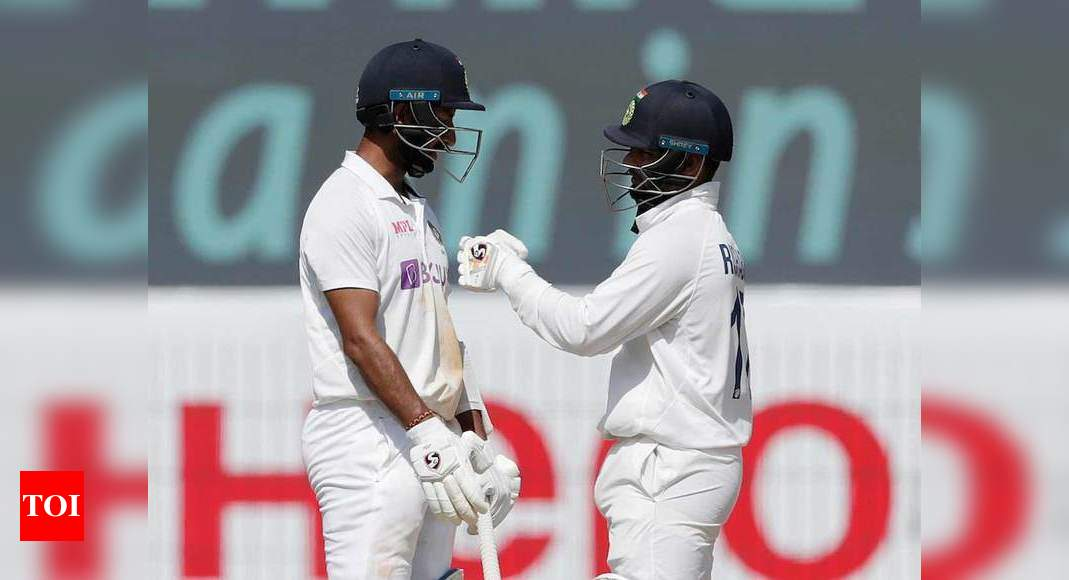 India vs England: Pant doesn't need to change his game but he can be sensible in putting team first, says - Times of India