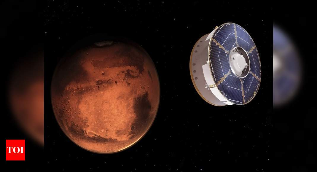 Next stop Mars: 3 spacecraft arriving in quick succession – Times of India