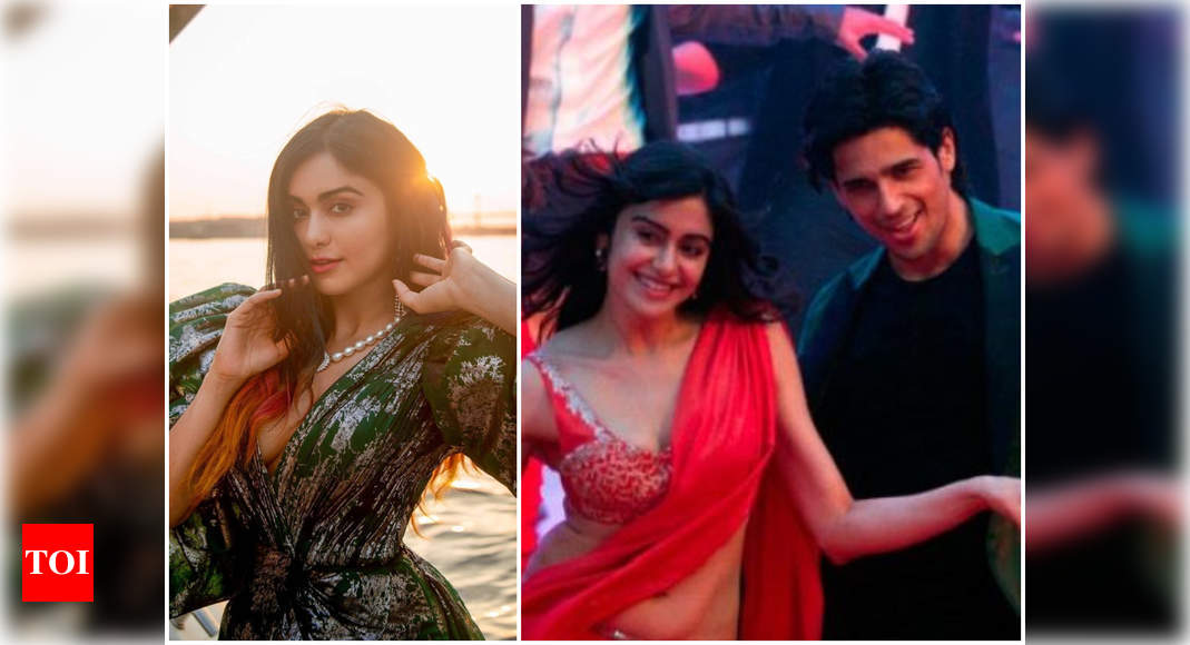 Exclusive! Adah Sharma reminisces her 'pleasant and peaceful' shooting days as she celebrates 7 Years of 'Hasee Toh Phasee' – Times of India