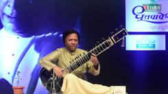 Raag Bageshree by Ustad Shahid Parvez at 'Abhivadan'