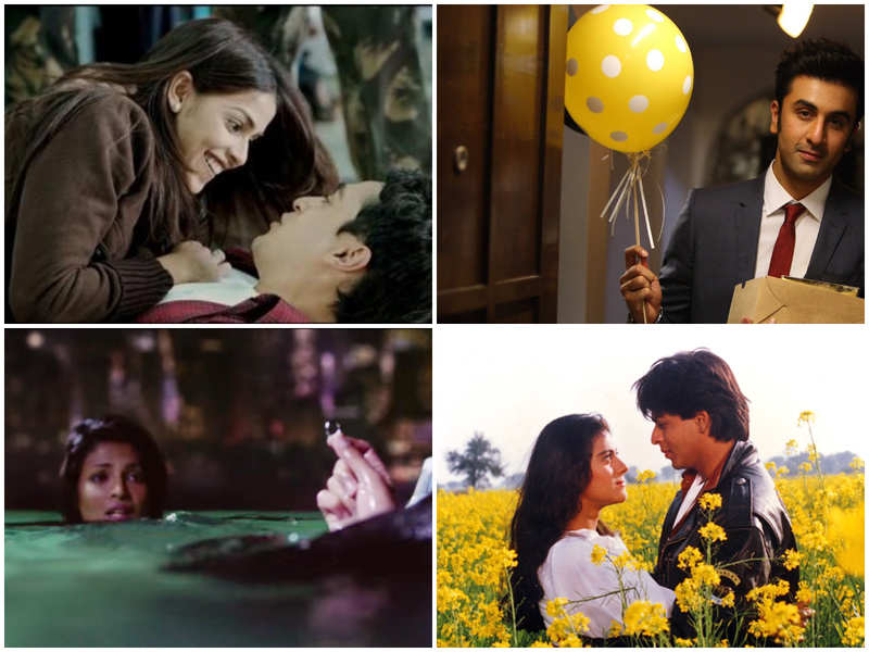 Propose Day 2021: Airport proposals to romancing in the mustard fields; Iconic proposal moments gifted by Bollywood
