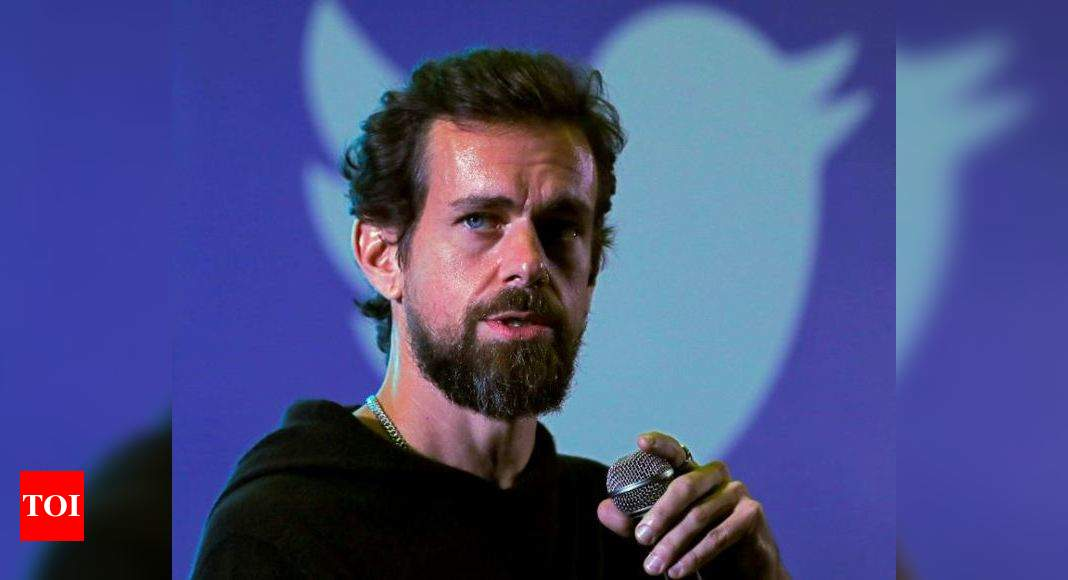 Dorsey 'likes' pro-stir tweets, govt questions 'neutrality' of Twitter - Times of India
