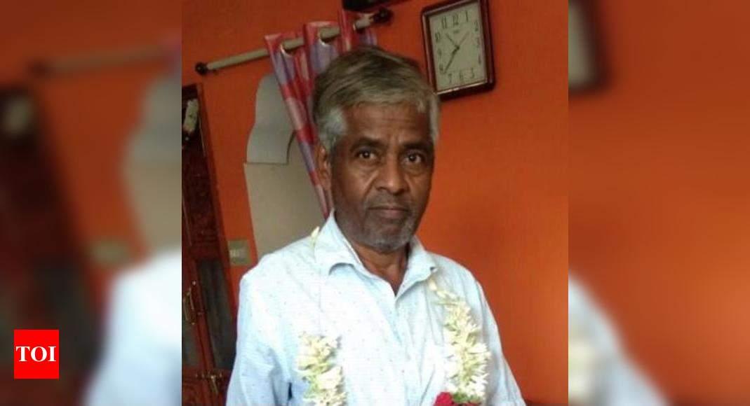 Veteran Sandalwood director Venkatswamy passes away - Times of India