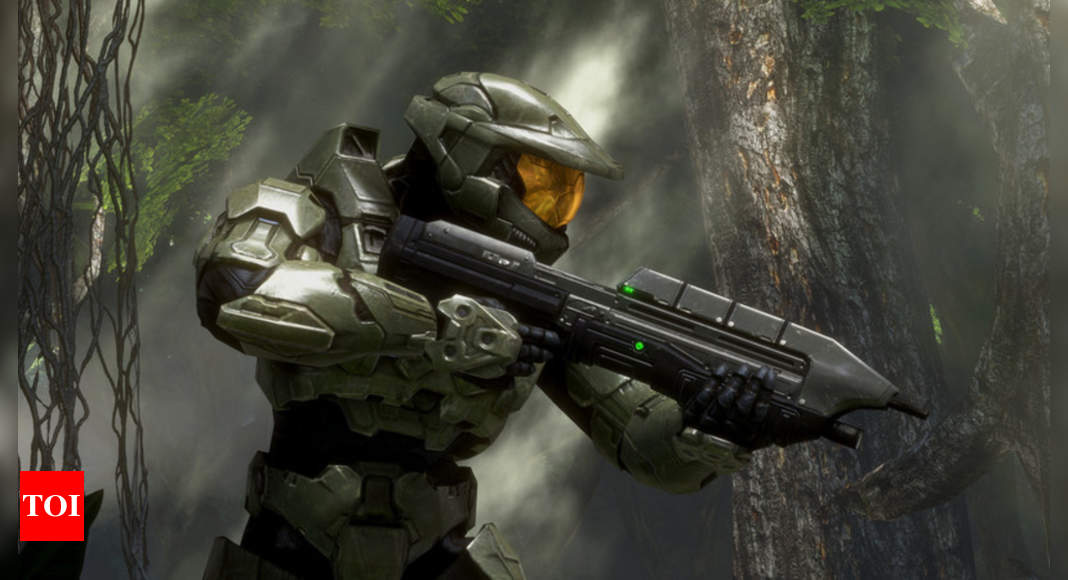 Halo game:  A new Halo game may be in the works – Times of India