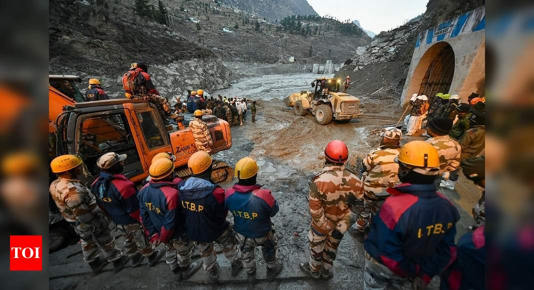 Uttarakhand: 171 still missing, rescue teams race against time - Times of India