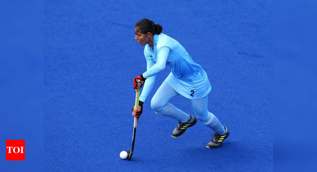 Facing Argentina Has Helped Us In Preparations For Olympics Says Gurjit Kaur Hockey News Times Of India
