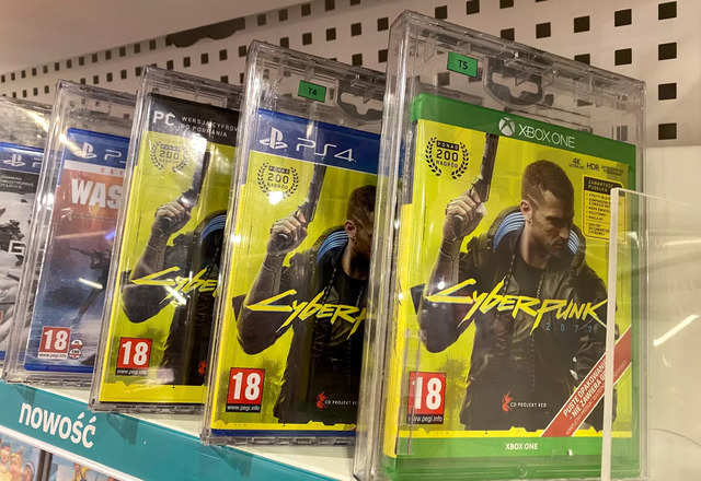 Hackers target Cyberpunk 2077 and The Witcher 3 maker in cyber attack
