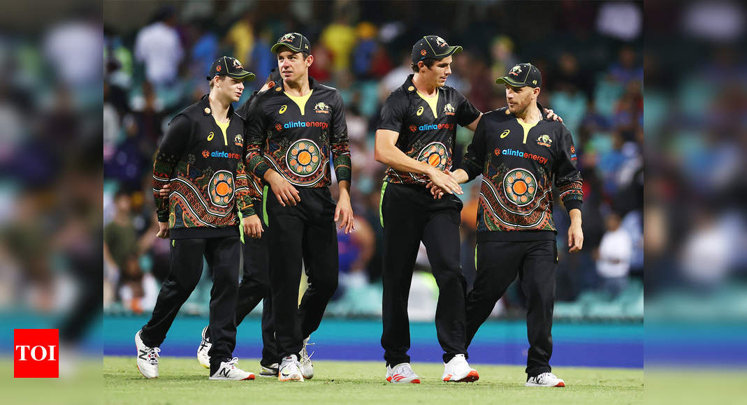Australia to tour Bangladesh this year for T20I series: Report | Cricket News – Times of India