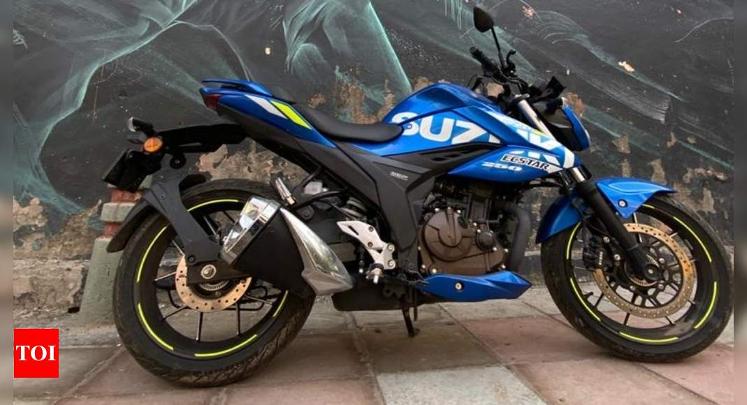Suzuki Gixxer 250 BS6 review: Underrated quarter-litre is worth every penny – Times of India