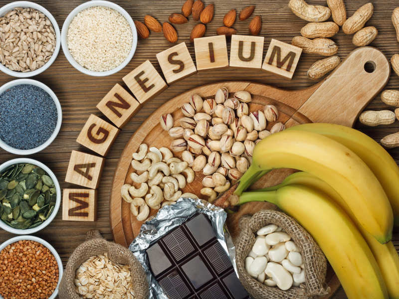 Top 10 magnesium-rich foods