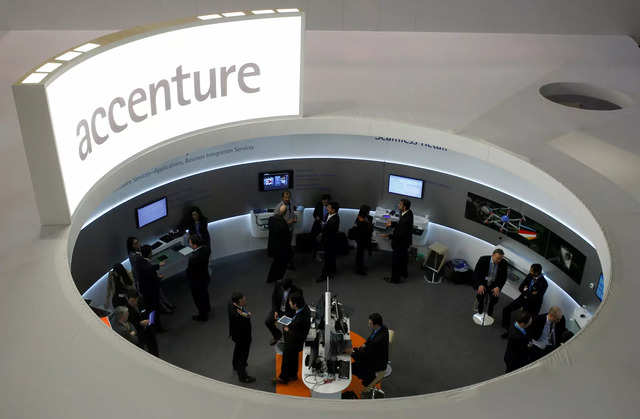 Accenture launches new business group with VMware