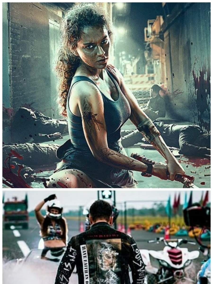 Action films to look forward to