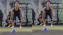 Maadhvi Nemkar impresses fans with her dedication towards fitness