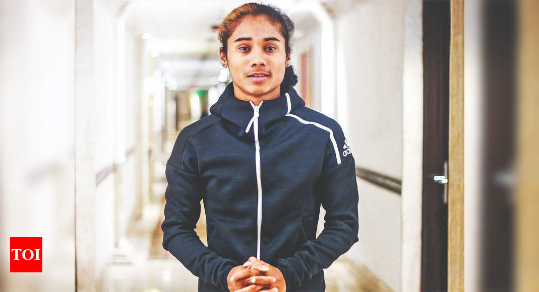 Assam govt decides to appoint sprinter Hima Das as DSP   Off the field News – Times of India