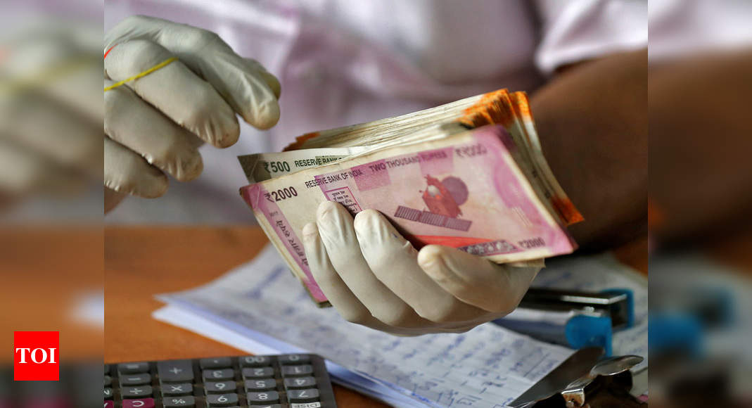 High fiscal deficit to pose challenge in lowering India's debt-GDP ratio: Fitch - Times of India