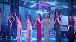 Manya Singh - VLCC Femina Miss India 2020 - Runner Up, Crowning Moment