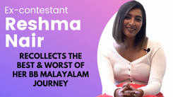 Ex-Bigg Boss Malayalam contestant Reshma Nair: My best memory is that I could get Rajith Kumar evicted from the show