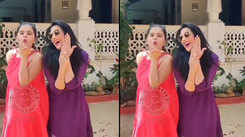 Sai Lokur's funny 'this or that' challenge with sister