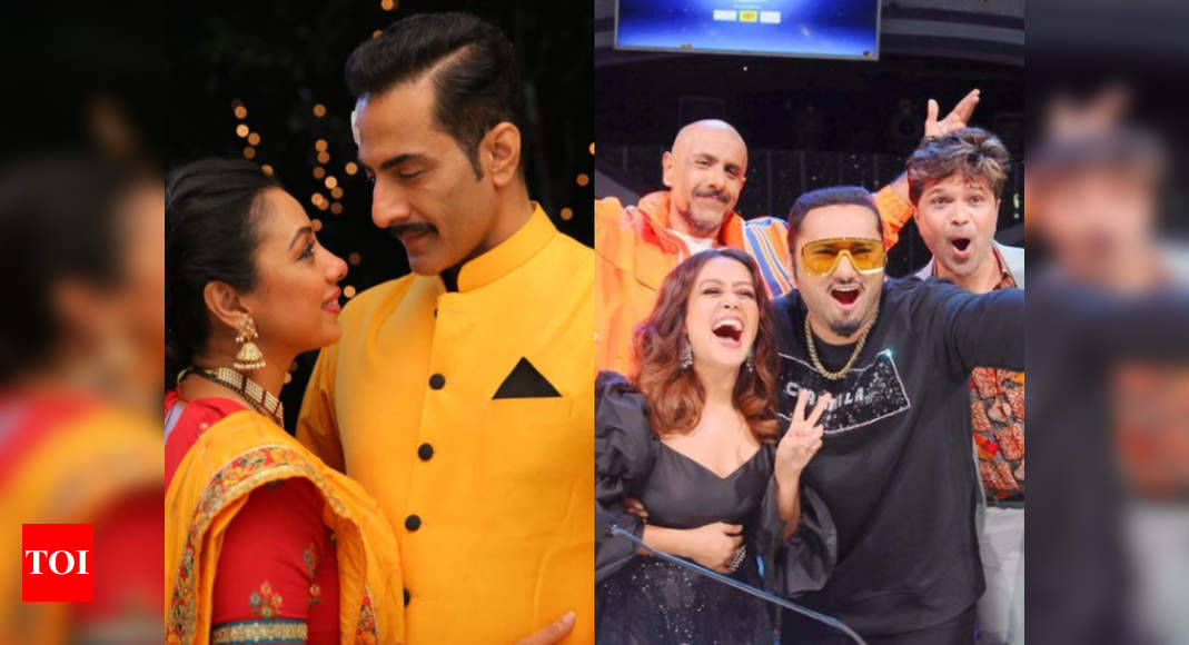 Anupamaa and Imlie continue to rule the TRP chart; Indian Idol makes a surprising entry - Times of India