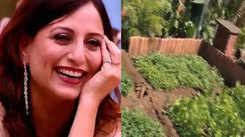 Kishori Shahane gives her fans a tour of her vegetable garden