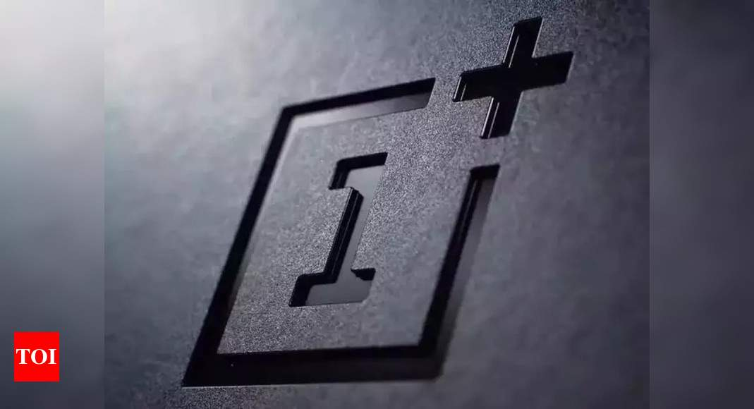 Here's how OnePlus is trying to hide the selfie camera in future phones – Times of India